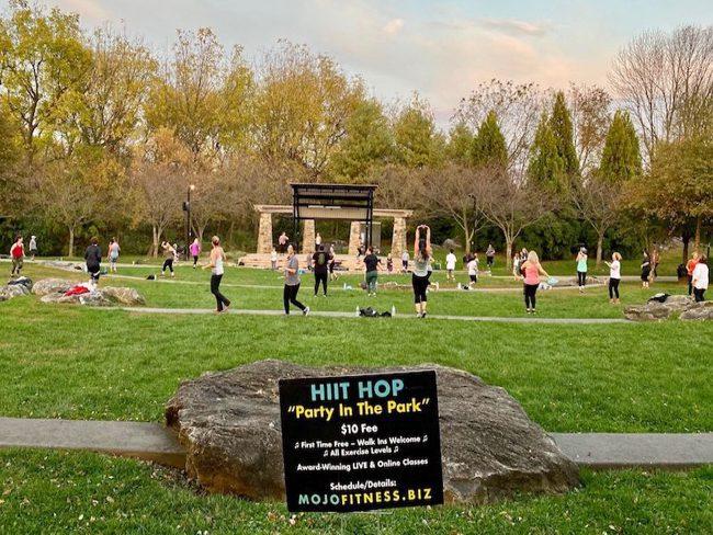 Mojo Fitness Wilson park